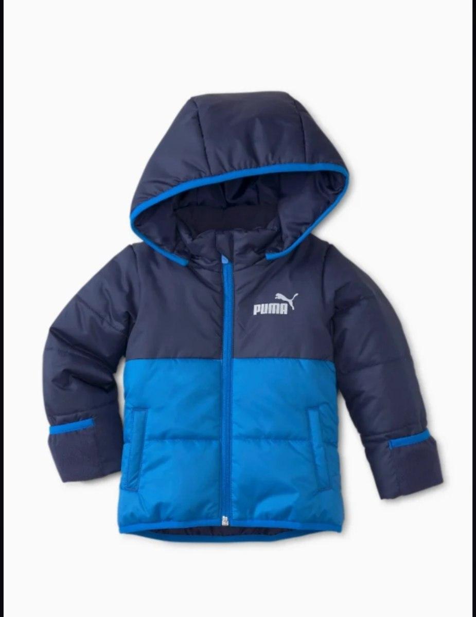 מעיל פוך כחול  PUMA