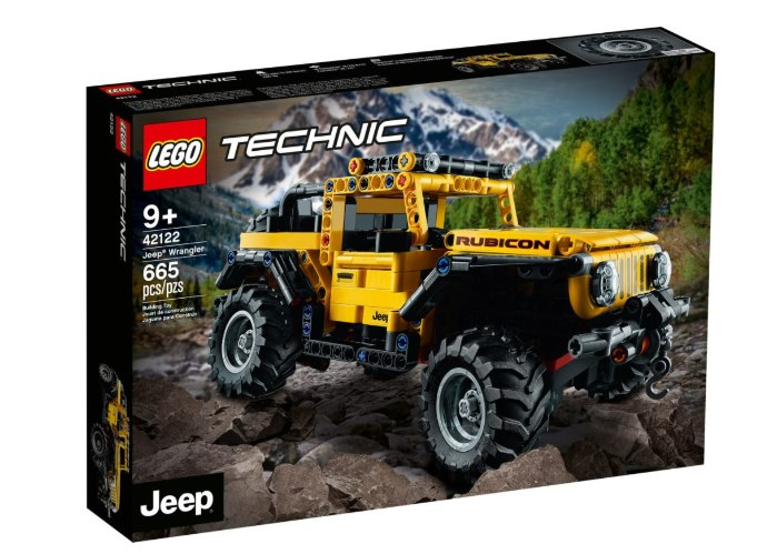 Lego Technic 42122