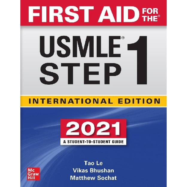 First Aid for the USMLE Step 1 2021