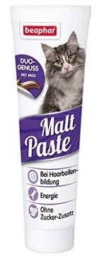 דואו מאלט פסטה 100 גרם משחת היירבול לחתול בהיפר