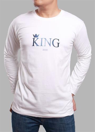 אבא KING שרוול ארוך