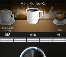 מכונת קפה אוטומטית סימנס EQ.9 plus connect s500 + קפה לשנתיים מתנה*