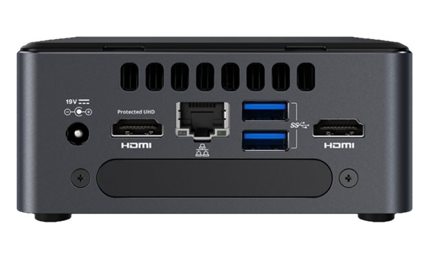מחשב Intel Core i5 Intel NUC BOXNUC8I5BEK Mini PC אינטל