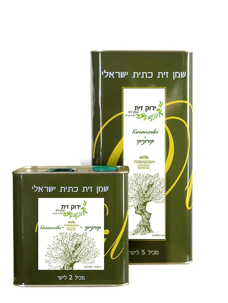 Оливковое масло 5л нежное