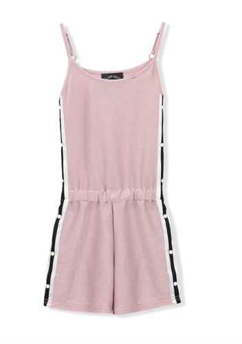 FLAMINGO OVERALL HARPER PINK
