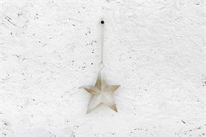 כוכב ברזל - לבן מלוכלך
