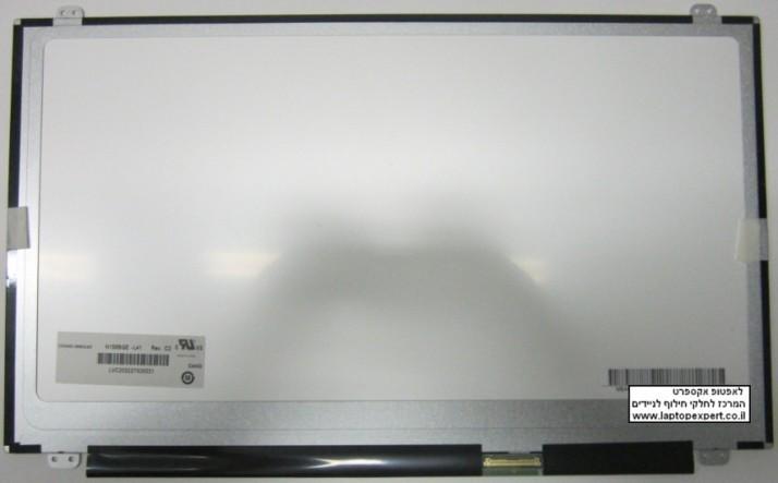 מהחלפת מסך למחשב נייד Chi Mei N156BGE-L41 Rev.C2 15.6 WXGA HD Glossy laptop LCD screen