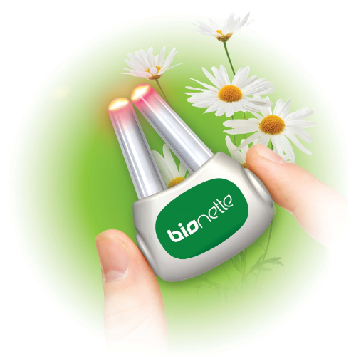 BIONETTE - ביונט - מכשיר להקלה בנזלת אלרגית