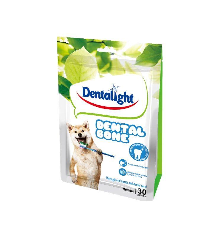 dental bone עלה דנטלי מיני מארז חיסכון 30 יחידות (540 גרם)