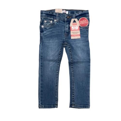 ג׳ינס ארוך levis 519 - מידות 2 עד 4 שנים