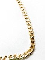 שרשרת גורמט פנצ'ר XL זהב