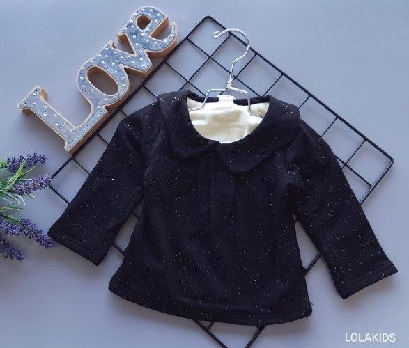 חולצת חורף נצנצים דגם1826