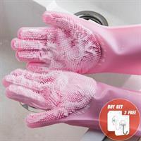 כפפות לשטיפת כלים