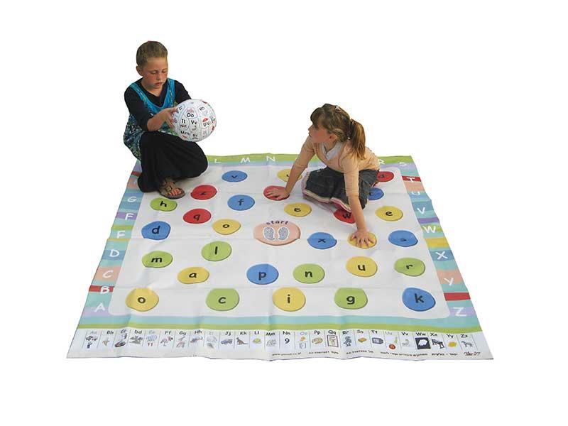 שטיח אנגלית