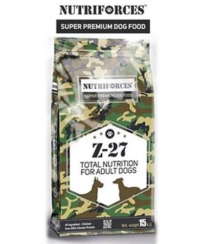 """Z-27 מזון סופר פרימיום 18 ק""""ג"""
