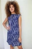 שמלת גולף כחולה