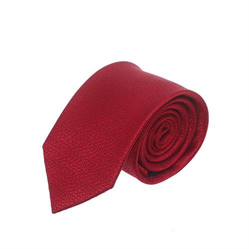 עניבה אדום קשקשים
