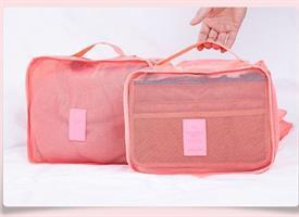 ערכת אחסון למזוודה