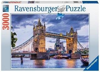 פאזל 3000 חלקים גשר לונדון
