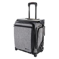 מזוודה על גלגלים 35 ליטר zuka