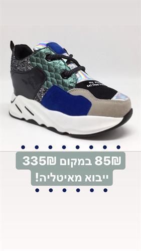 נעליים משולבות איטליה
