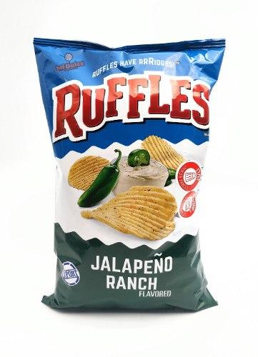Ruffles  jalapeño מארז ענק!