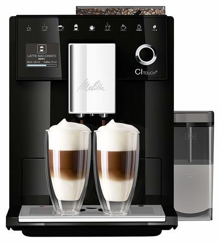 מכונת קפה אוטומטית .Melitta CI Touch מליטה