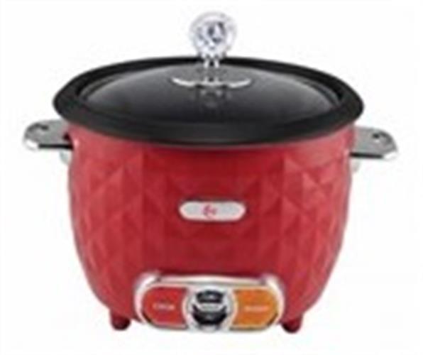 סיר אורז זקש EF618R אדום