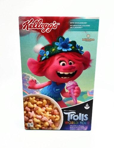 Kelloggs Trolls Cereal