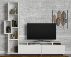2 קומבינציות צבע מזנון/יחידת TV טוליפ