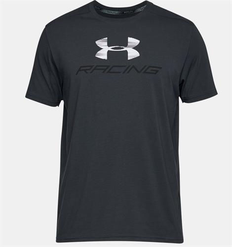 חולצת אימון קצרה אנדר ארמור לגבר 1313246-016 Under Armour Men's Racing Pack