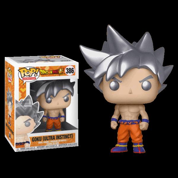Funko Pop - Goku Ultra Instinct