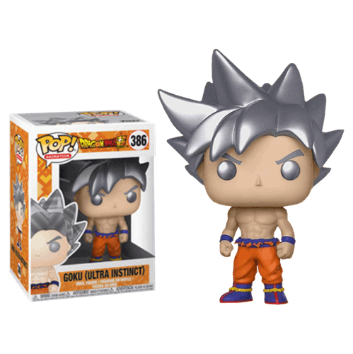Funko Pop - Goku Ultra Instinct