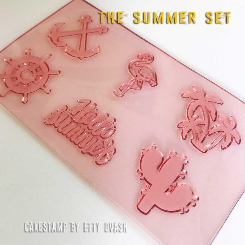 קיץ - משטח אלמנטים