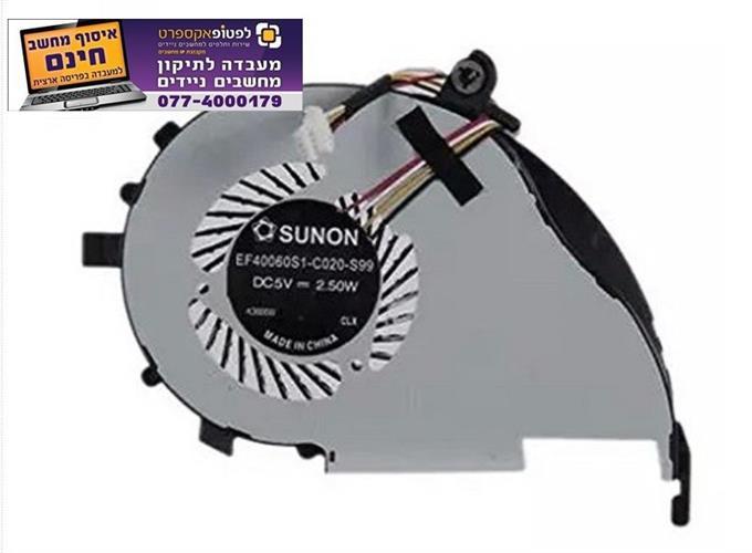 מאוורר אייסר Acer Aspire M5-583 V5-473 V5-573 V7-481 V7-482 V7-581 V7-582 Series Laptop CPU Cooling Fan