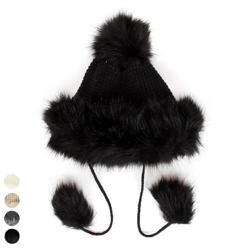 כובע מינק סוצ'י