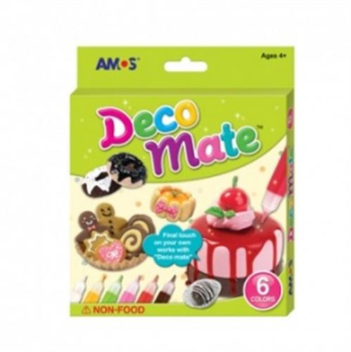דקו-מאט AMOS - צבעי קישוט