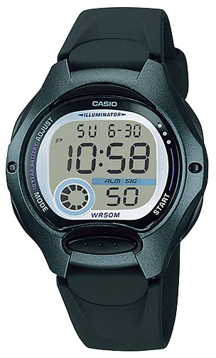 שעון קסיו לחיילות - Casio Lw-200