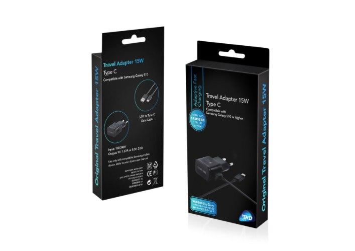מטען מקורי מהיר Samsung בחיבור Type c יבואן רשמי- סאני