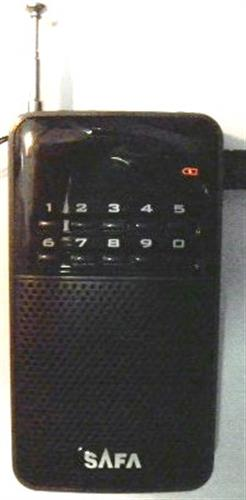 רדיו טרנזיסטור חכם SAFA A-239