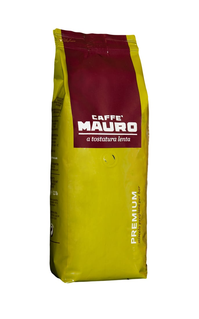 קפה מאורו פרימיום 1 ק''ג Caffe Mauro