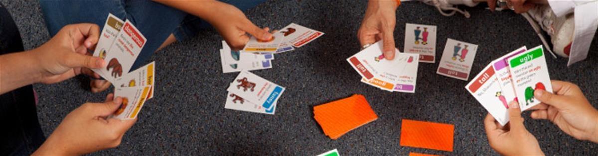 משחקים באנגלית - טוב לדעת | טוב ללמוד אנגלית