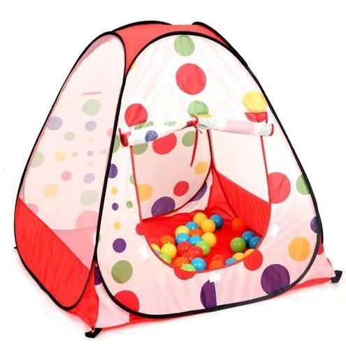 אוהל 100 כדורים