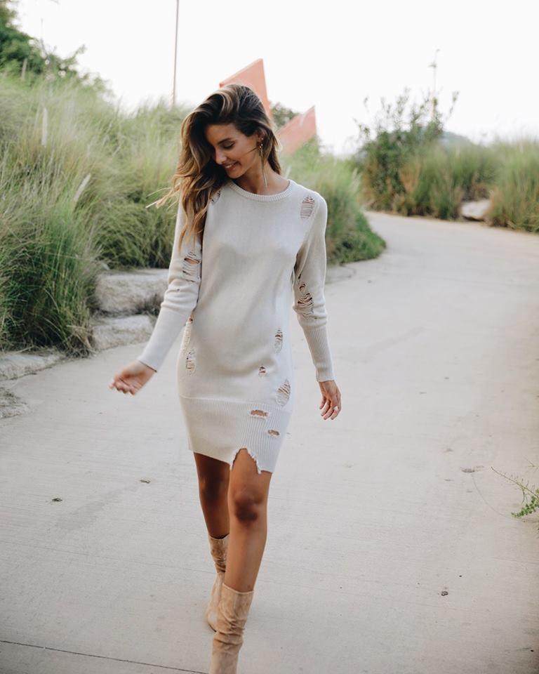שמלה קרעים GALITA