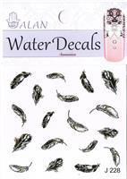 מדבקות מים איכותיות