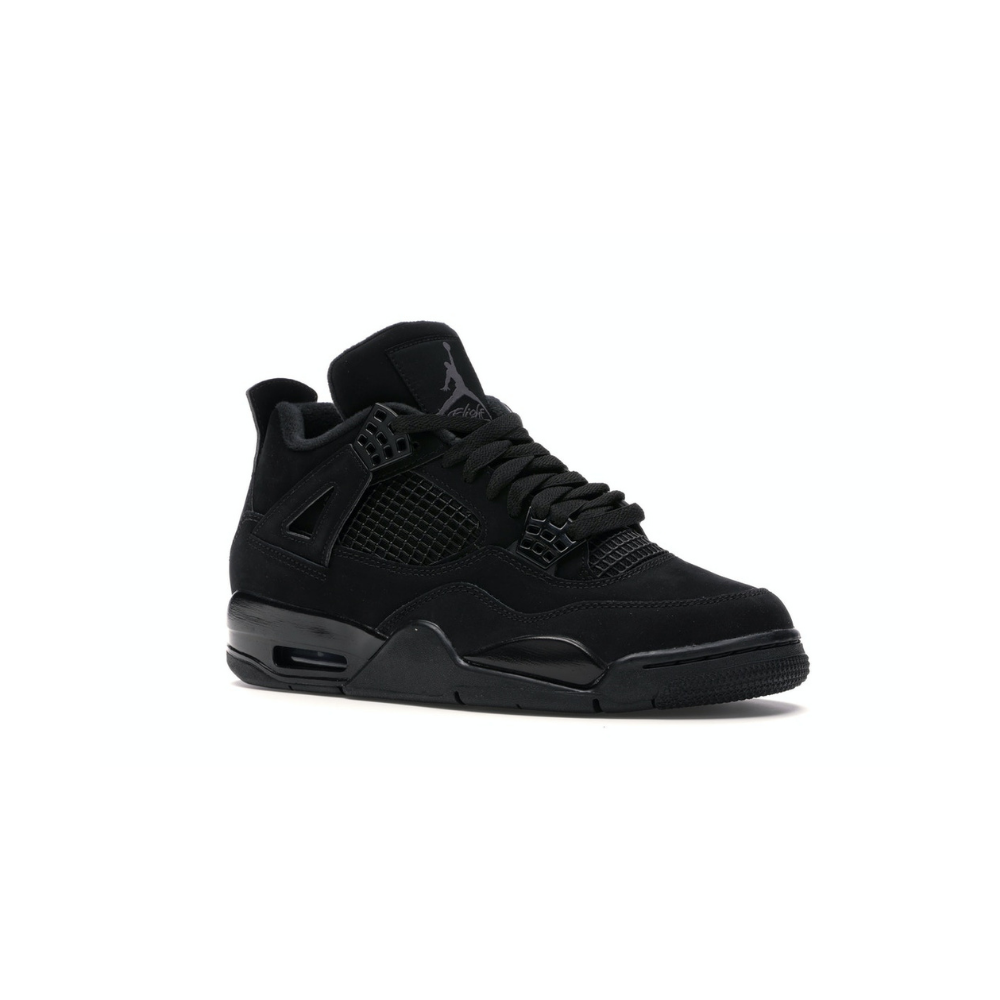Nike Air Jordan 4 Black Cat