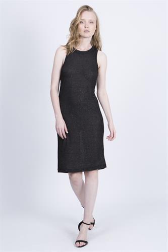 שמלת מיכאלה שחור