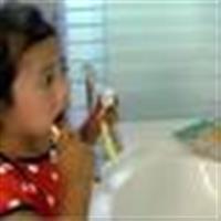 ויסות חושי - צחצוח שיניים לקטנטנים