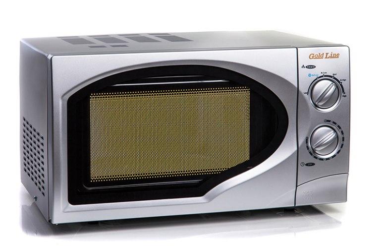 מיקרוגל מכני Gold Line P90D25P-C6 25 ליטר