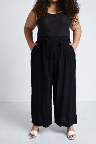 מכנסיי ג'סה שחור
